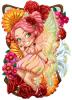 Créatrice de bijoux et accessoires de mode sur le thème des fleurs et de la nature