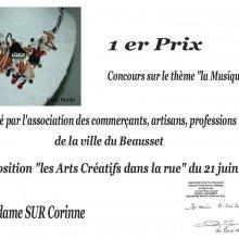 """Concours sur le thème de """"la Musique"""" 2009"""