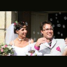 Parure de mariage Carry